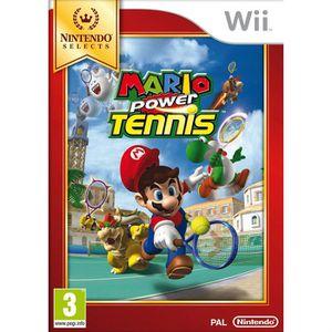 JEU WII Mario Power Tennis Selects Jeu Wii
