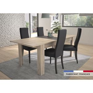 TABLE À MANGER SEULE EMBRUN - Table à manger extensible - Made in Franc