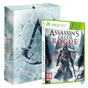 JEU XBOX 360 Assassin's Creed Rogue Collector Edition XBOX 360