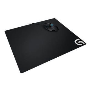 TAPIS DE SOURIS LOGITECH tapis de souris gaming G640-Tissu noir