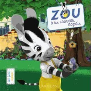 Livre Zou
