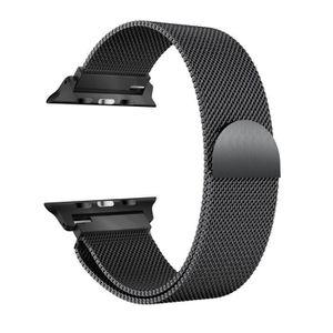 MONTRE CONNECTÉE Bracelet de montre magnétique en acier inoxydable
