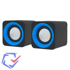 HAUT-PARLEUR - MICRO Haut-parleurs d'ordinateur 2.0 Blow MS-23 audio