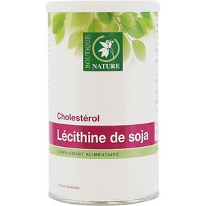 CIRCULATION SANGUINE Lécithine soja sans OGM - 200 g - Boutique Nature