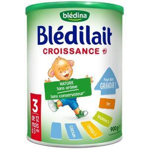 LAIT BÉBÉ BLEDINA Blédilait Lait en Poudre Croissance +) - 3