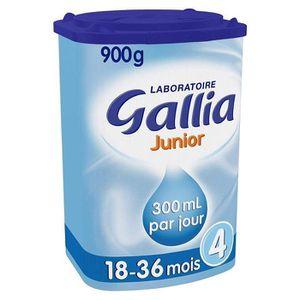 LAIT BÉBÉ GALLIA Junior Lait en Poudre 4ème âge - 900 g - A