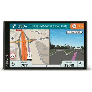 GPS AUTO GARMIN GPS Camper 770 - GPS Camping-Car avec Carte