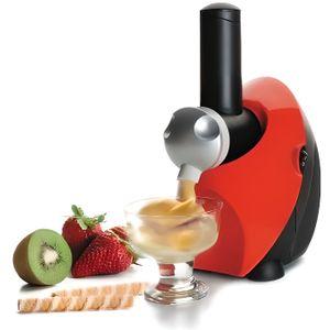SORBETIÈRE Machine A Fruitcreme Glacee 150W