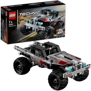 ASSEMBLAGE CONSTRUCTION LEGO® Technic 42090 Le pick-up d'évasion - Jeu de