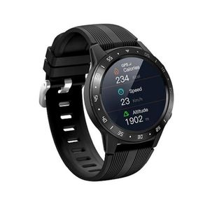 MONTRE CONNECTÉE Montre Connectée GPS, Montre Intelligente Homme Tr