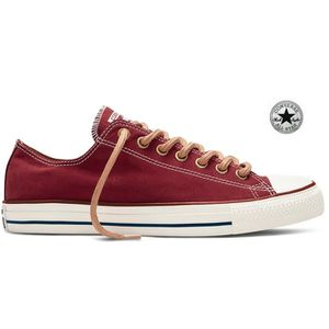 BASKET Baskets Converse All Star Ox Brick Bordeaux 151145