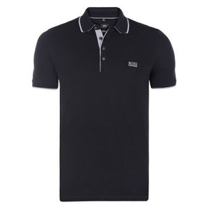 POLO Hugo Boss Homme Polo Regular Fit Noir