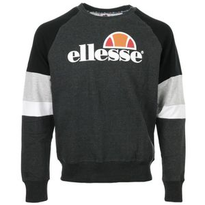 BASKET Sweat Ellesse Eh H Sws Col Rond Tricolore