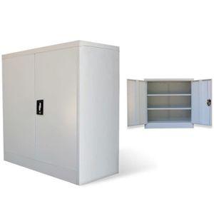 ARMOIRE DE BUREAU Armoire de bureau Classeur à tiroirs meubles de ra