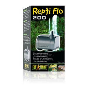 AÉRATION DE L'HABITAT REPTI FLO 200 mini pompe pour vivarium