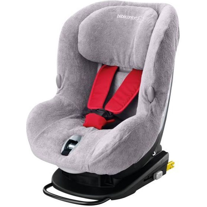 BEBE CONFORT Housse Eponge Milofix Cool Grey