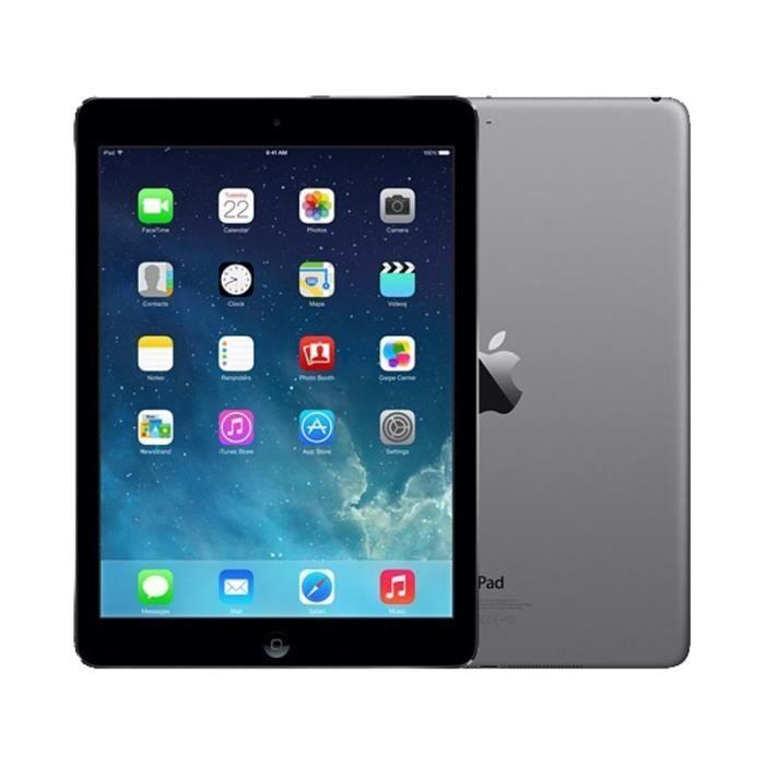 Apple iPad Air 16 Go - WIFI - Gris Sidéral -  Très Bon Etat
