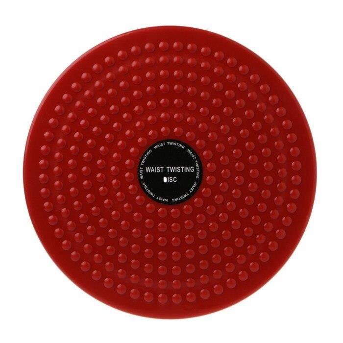 Planche de musculation à disque torsadé pour la taille, équipement d'entraînement, Compact et portable pour [898AD91]