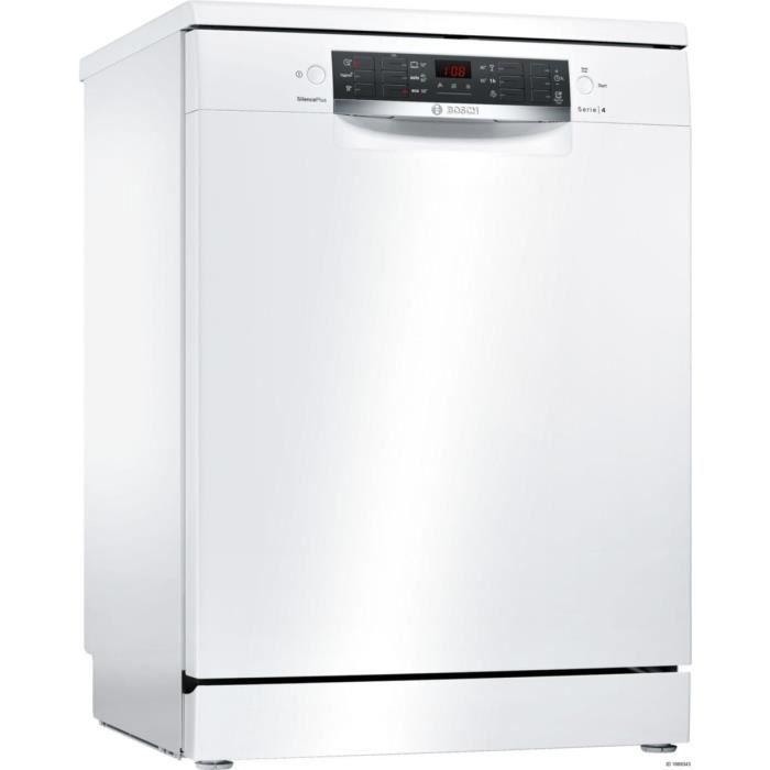 Lave-vaisselle 60cm BOSCH SMS46GW01E