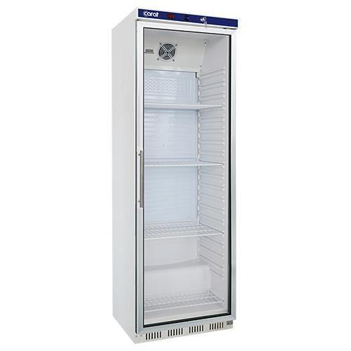 Armoire réfrigérée 400L porte vitrée