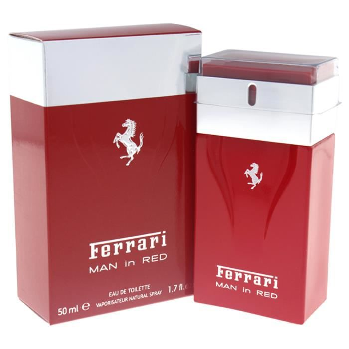 Ferrari Ferrari Man In Red 1.7oz EDT Spray Pour Homme