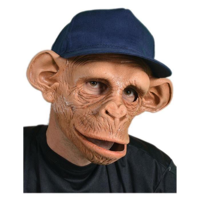 Masque singe Deluxe