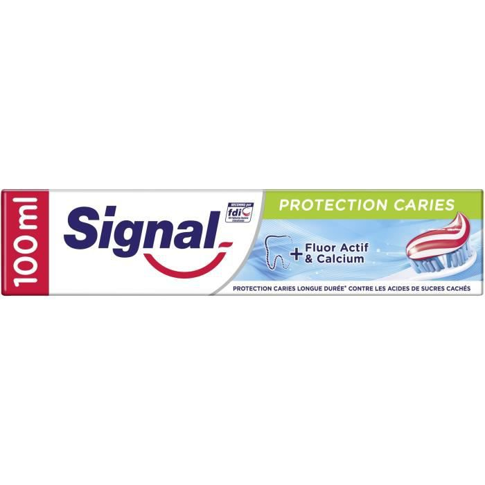 SIGNAL Dentifrice protection caries - 100 ml