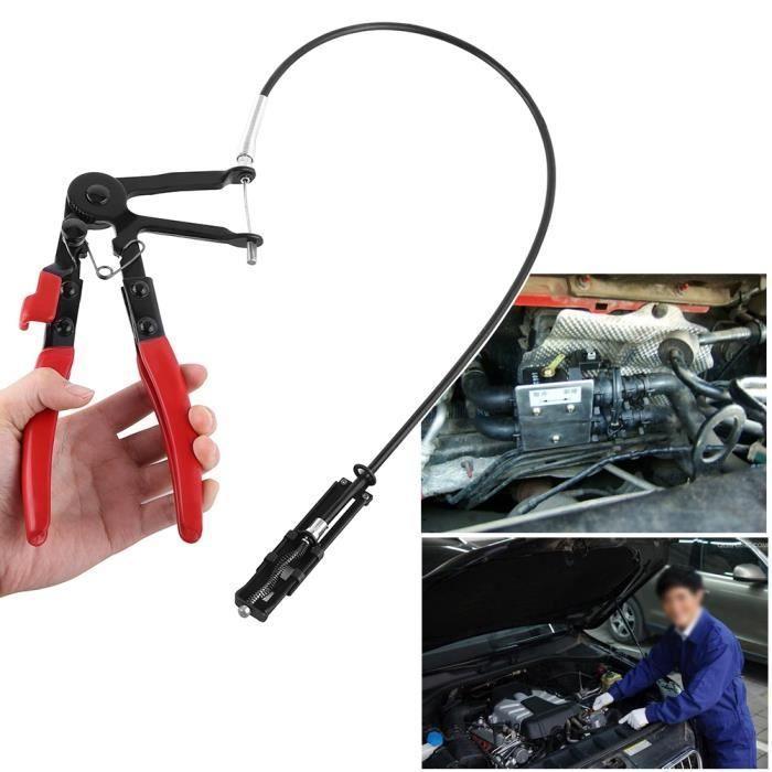 Collier de serrage flexible pour pinces de durite de serrage flexible pour pince à tuyau VGEBY® HB096