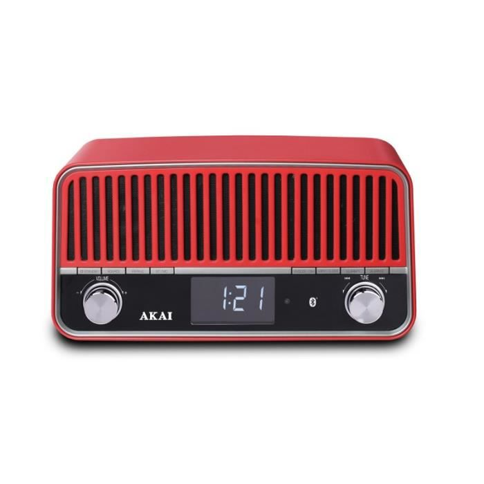 Radio De Table Am/fm Bluetooth Akai - Apr500