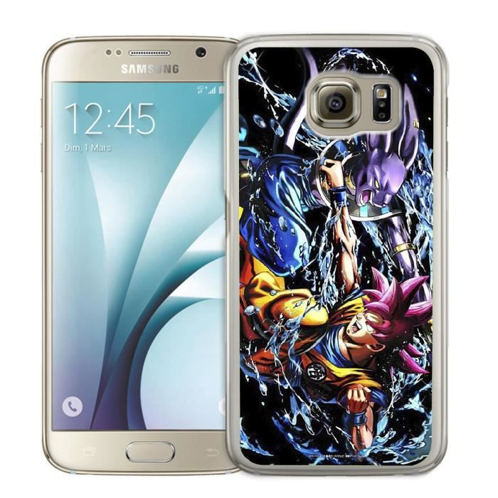 Coque Samsung Galaxy S6 Edge Dragon Ball Super Gok