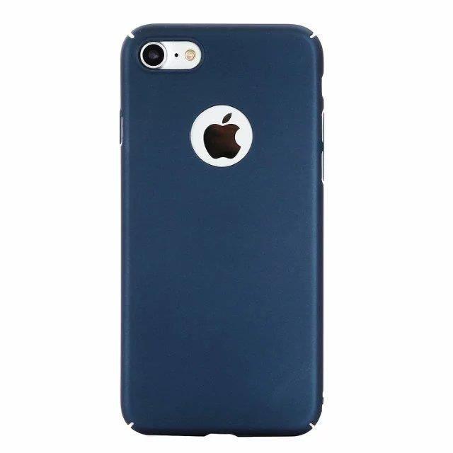 coque iphone 6 bleu rigide solide anti rayures an