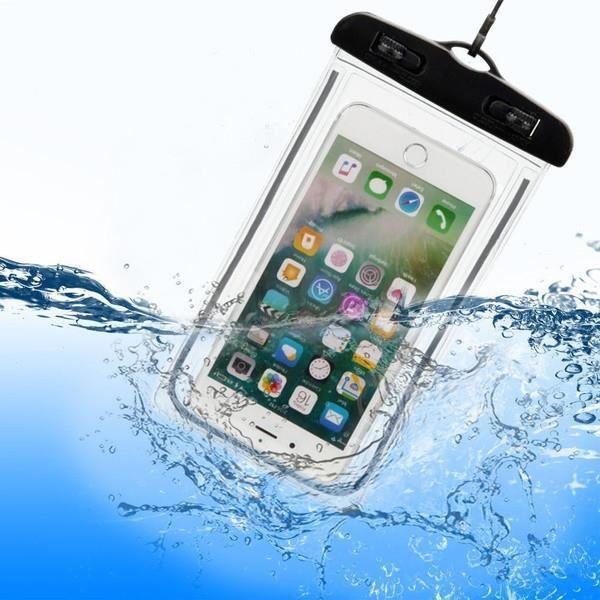 pochette etanche tactile pour iphone 6s plus smart
