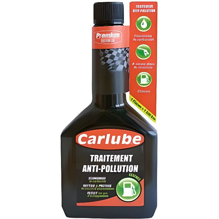 carlube traitement diesel anti pollution 300ml achat vente lubrifiant moteur carlube. Black Bedroom Furniture Sets. Home Design Ideas