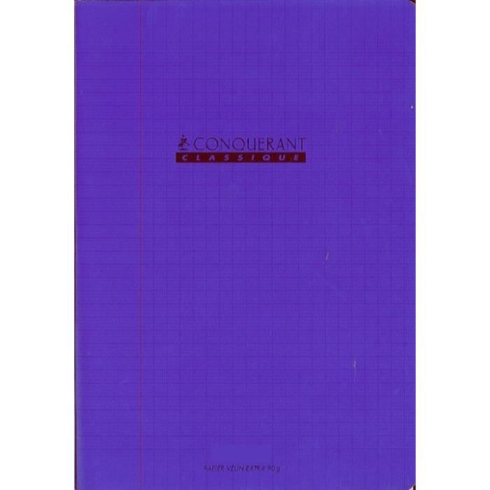 cahier 96 pages 21×29.7