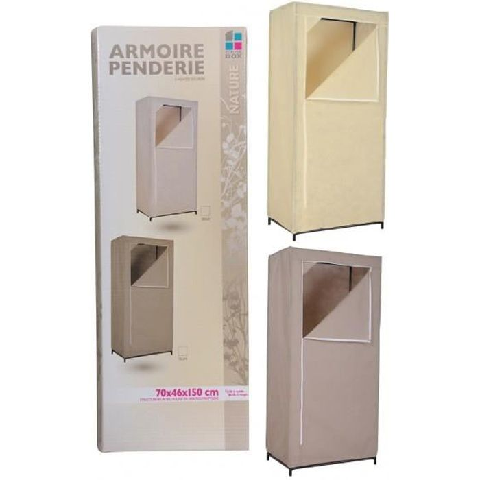 armoire en toile gifi latest perfect armoire designe armoire en tissu gifi commode rangement. Black Bedroom Furniture Sets. Home Design Ideas