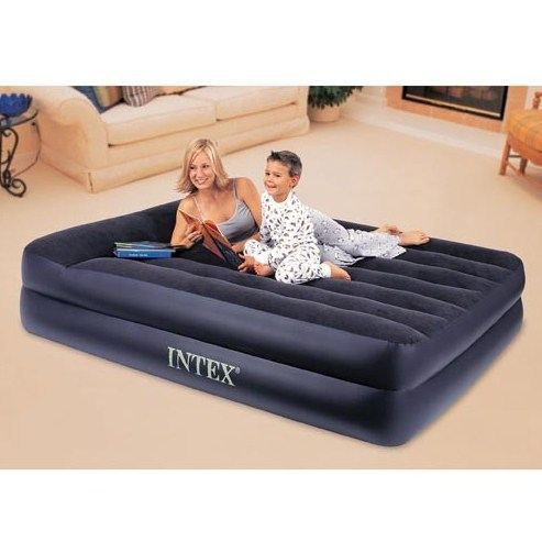 matelas gonflable electrique 2 places achat vente lit gonflable airbed cdiscount. Black Bedroom Furniture Sets. Home Design Ideas