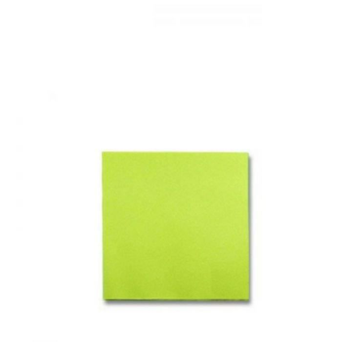 dcors de table lot de 100 serviettes cocktail vert anis - Meuble Pour Papier2020