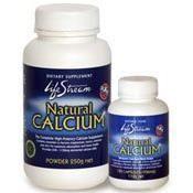 ACIDES AMINÉS Lifestream Natural Calcium 60 capsule