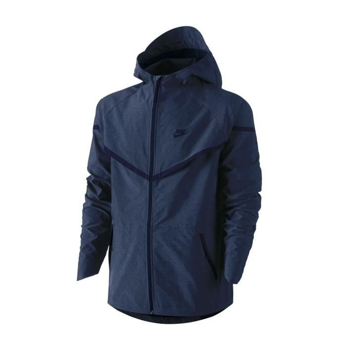 veste coupe-vent nike windrunner fleece hoody