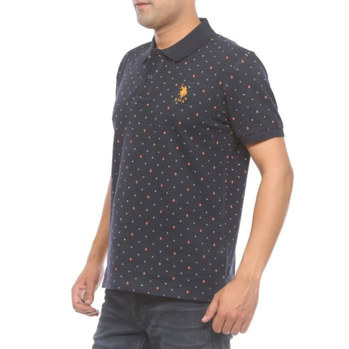 Men's U.s. Polo Assn. T-shirt DKUYD Taille-M