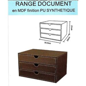 rangement document achat vente rangement document pas. Black Bedroom Furniture Sets. Home Design Ideas