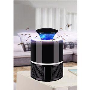 MOUSTIQUAIRE DE LIT La lampe de Zapper de LED insère le piège de moust