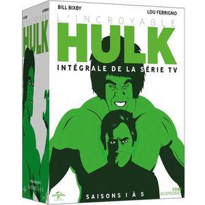 DVD SÉRIE L'Incroyable Hulk - Intégrale de la série TV