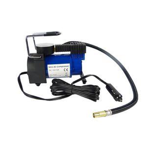 COMPRESSEUR AUTO Hyfive 12v Compresseur Pompe à air portable Mini p