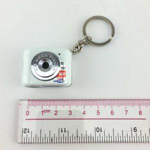CAMÉRA MINIATURE Porte-clés Mini Appareil Photo Espion Camera Porta