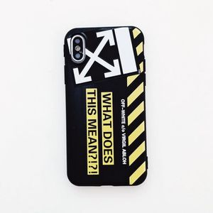 coque iphone 6 off white