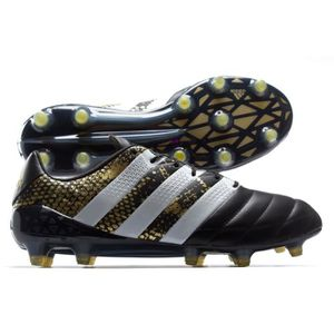 official photos 3a7da 45bb3 CHAUSSURES DE FOOTBALL Ace 16.1 FG-AG Cuir - Crampons de Foot