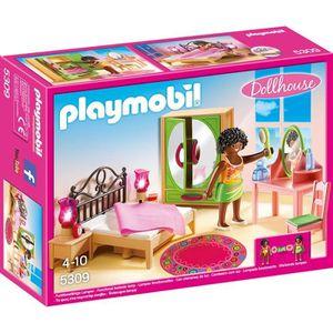 UNIVERS MINIATURE PLAYMOBIL 5309 - Dollhouse - Chambre d'Adulte avec