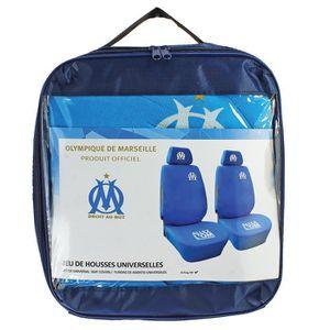 HOUSSE DE SIÈGE Housse siège Fan universelle Olympique de Marseill
