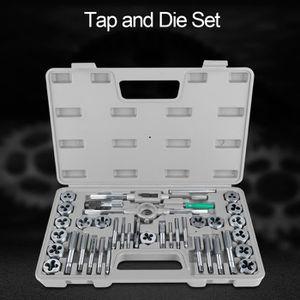 SHAKER - SET COCKTAIL  40Pcs M3-M12 Écrou à visser et filière avec clés e